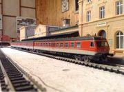 Triebwagen VT 614 Spur N