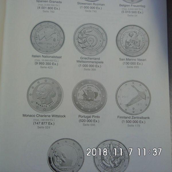 4 Stück 2 Euro Münzen Stempelglanz 43 In Bremen Kaufen Und