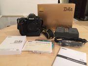 Nikon D4S Body Neuwertig