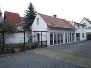 Wohnung 93 qm und Pavillon