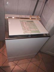 Voll funktionstüchtige Waschmaschine