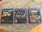 PS4 spiele tauschen