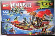 LEGO Ninjago 70738 Ninja-Flugsegler in