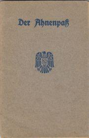 Ahnenpaß Hässelbarth Dolinski aus Leipzig