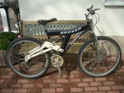 Mountain-Bikes Rad mit Scheibenbremse