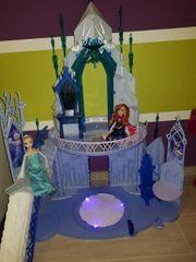 Puppen Schloss