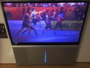 Biete großen HD TV von