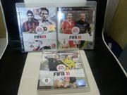 FIFA 09 ,10 ,