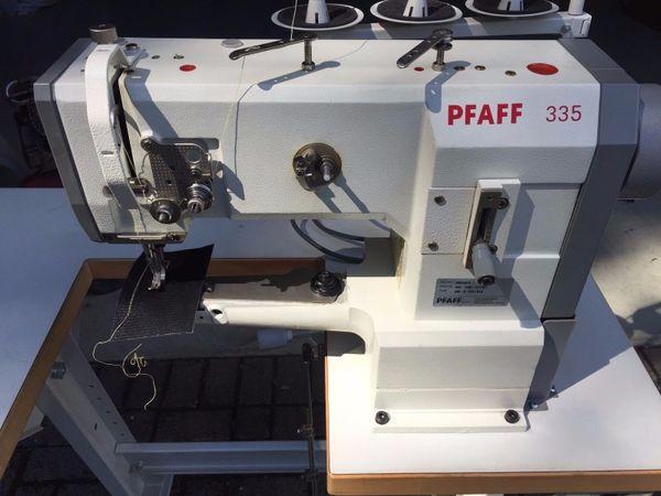 Pfaff 335 Freiarm » Handarbeit, Basteln