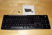 Logitech Wireless Tastatur
