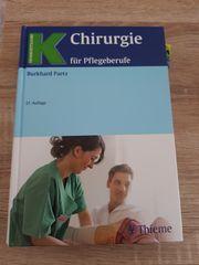 Chirurgie Buch günstig abzugeben