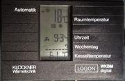 LOGON WKBM Klöckner Wärmetechnik digital
