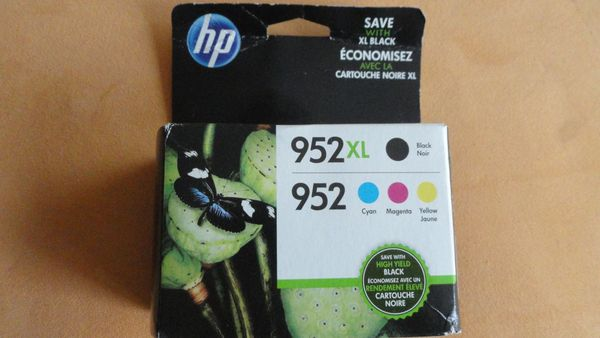 Original HP 952XL 952 Multipack