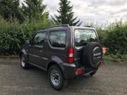 Suzuki Jimny Anhängerkupplung Klima Sitzheizung