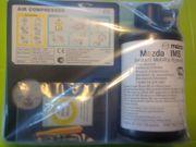 Reifendichtmittel mit Kompressor Mazda CX