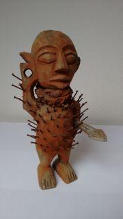 Nagelfetisch aus Ghana