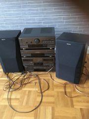 SONY TA-D507 Stereoanlage Hifi Bj
