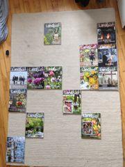 Landlust, verschiedene Hefte