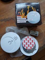 Rauchmelder GS-506 inklusive 3M Magnethalter