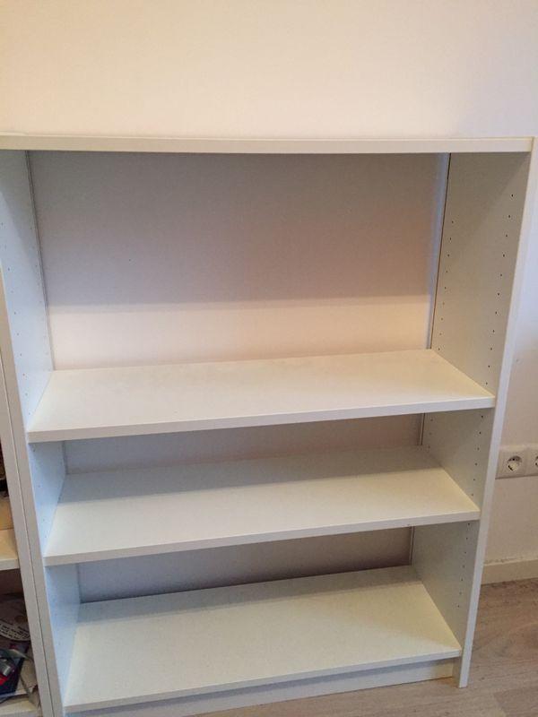 Bücherregale Weiß 2 billy bücherregale weiß 80x106cm in münchen ikea möbel kaufen
