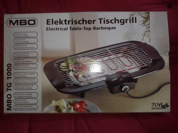 Elektrischer Tischgrill für » Küchenherde, Grill, Mikrowelle