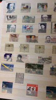 Briefmarkensammlung zu verkaufen