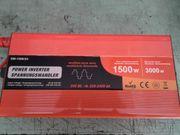 Spannungswandler 24V 230V 1500W 3000W