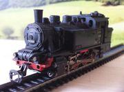 Dampflok BR 92 (