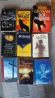 Bücher, Taschenbücher, Krimi,