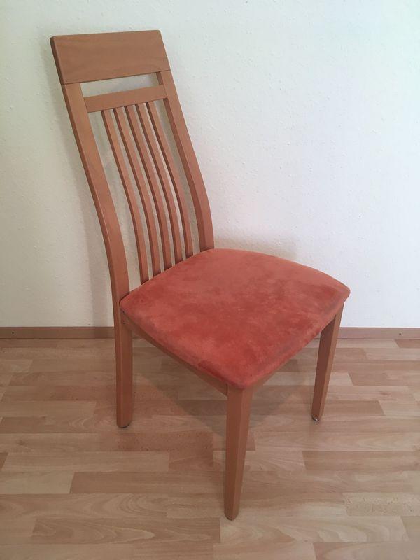 4 Stühle zu verschenken an