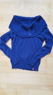 Pullover in lila von Esprit