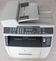 HP-Laserjet 2840 Multifunktionsgerät defekt