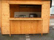 Verkaushütte Markthütte Weihnachtsmarkthütte