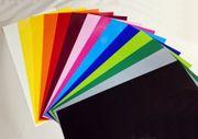 Starterset 14 Farben Flexfolien für