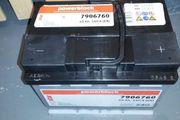 repstar powerblock 60Ah Autobatterie