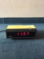Digitaler Wecker Uhr Copal Kult