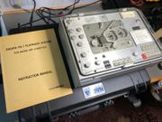 Nagra JBR und PS-1 Wiedergabeeinheit