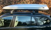 Original BMW Dachbox Skibox inklusive