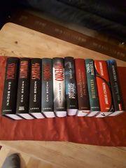 Verkaufe einige Bücher
