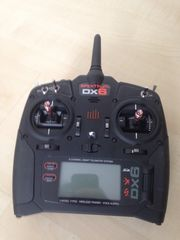 RC Sender Spektrum DX6