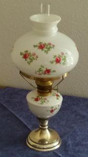 Petroleumlampe Dekorative alte Öllampe Tischlampe