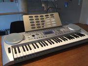 Keyboard voll funktionsfähig Bedienungsanleitung vorhanden