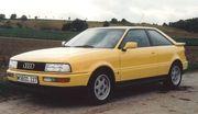 Schlachtfest Audi 80 Typ 89