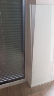 Klarglasplatte 1,30m