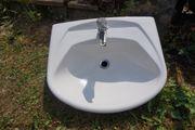 Waschbecken inkl. Armatur (