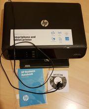 HP Envy 4500e