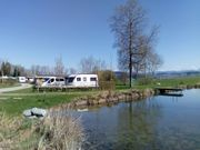 Stellplatz Camping auf