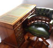 Englischer Antiker Schreibtisch