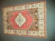 Verkaufe echten Teppich