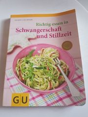 Buch von GU richtig essen